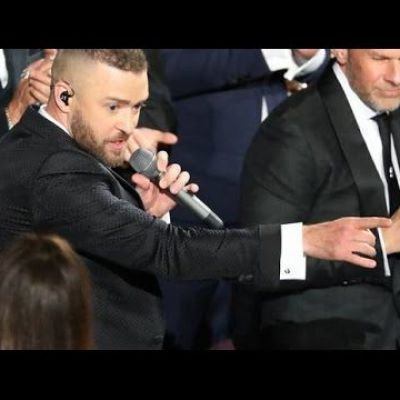 Oscars 2017: Can't Stop The Feeling - Justin Timberlake