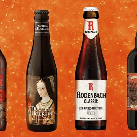 Enter the puckering world of sour beers through Flanders red