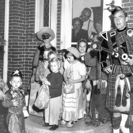 The rise and fall of Halloween trick-or-treating