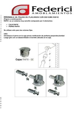 MANUAL DE INSTRUCCIONES APILADOR ELECTRICO