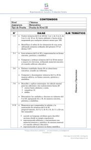 actividades: componer y descomponer números del 0 al 20