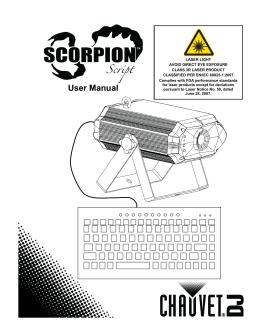 MiN Laser RG User Manual Rev2 Multi-Language
