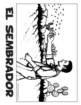 """""""El significado de la parábola del sembrador"""" Mt 13, 18"""