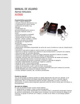 Instrucciones para kit radioeléctrico de canal único