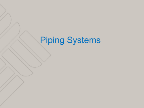 small resolution of 1 piping systems 2 piping systems series loop monoflo system direct return reverse return primary secondary system basic primary system system