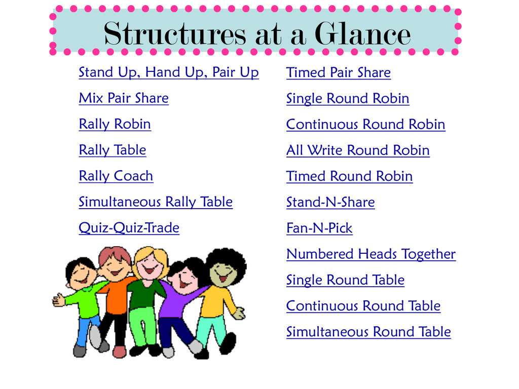Kagan Structures Ppt