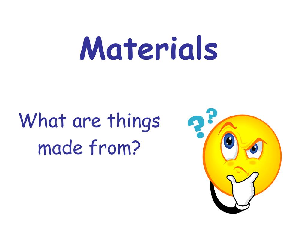 Natural Vs Man Made Materials Powerpoint