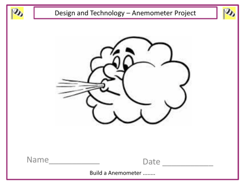 small resolution of a labelled diagram of an anemometer