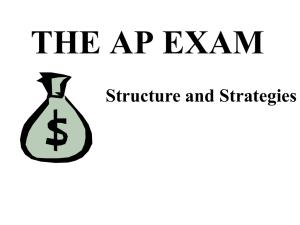AP Macroeconomics Problem Set #5 Money, Banking and