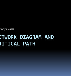 avimanyu datta network diagram and critical path activity duration and preceding activities activity duration days preceding activity a 1 b 2 c 3 d  [ 1024 x 768 Pixel ]