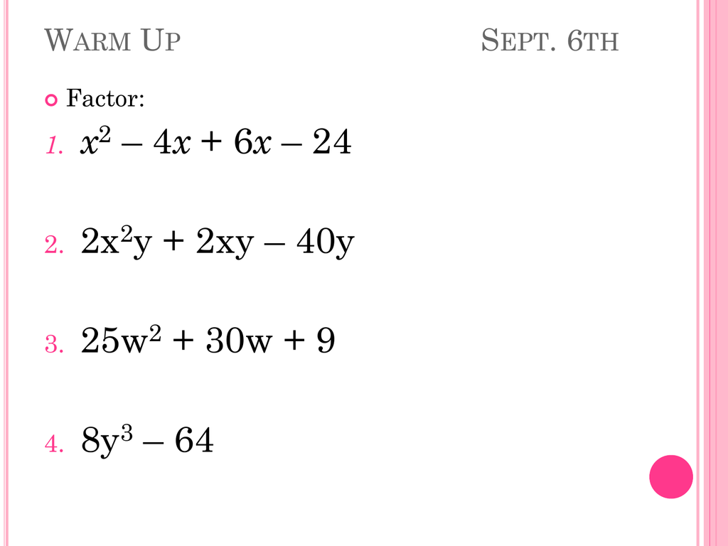 Polynomial Word Problems