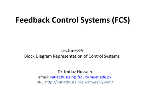 small resolution of block diagram control system