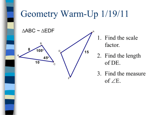 small resolution of Section 8.4 Similar Triangles