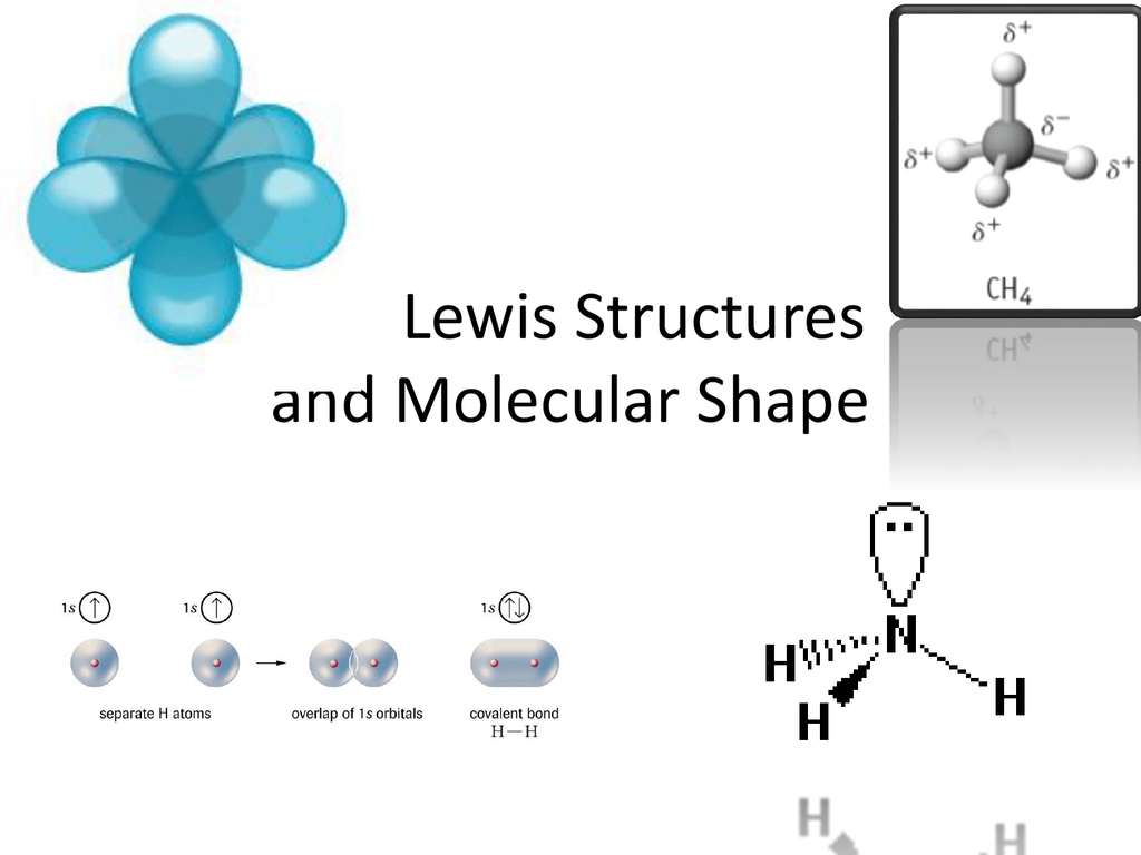 Lewis Structures And Molecular Shape