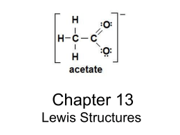 Chapter 6.2 Covalent Bonding