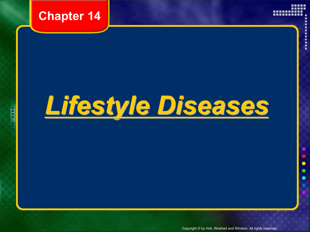 Lifetime Health Ch 14