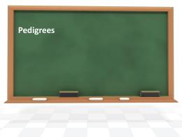 Pedigree Worksheet Amp Key