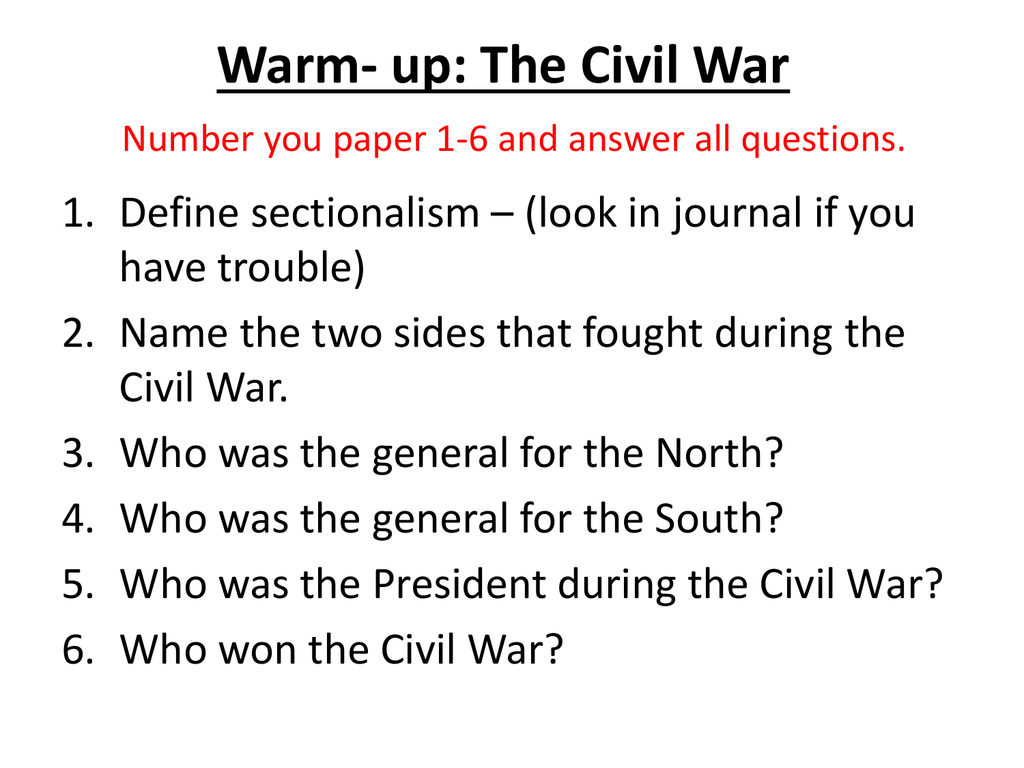 Essay Civil War Civil War Essay Questions Essay Topics For Research