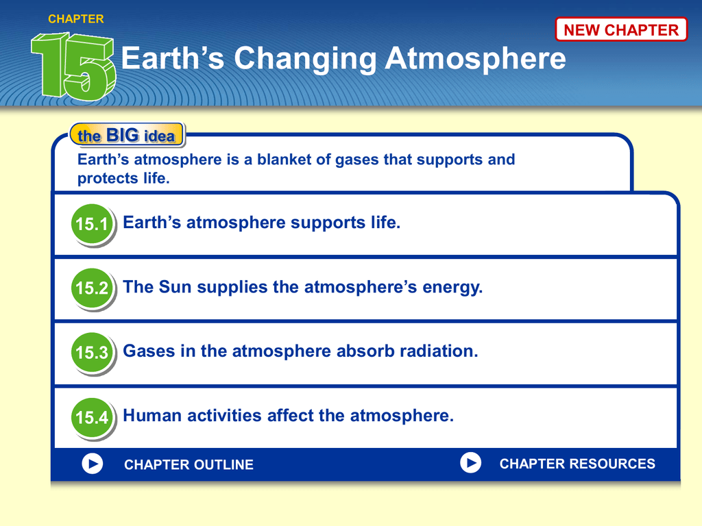 152 Pollution Of The Atmosphere Worksheet Answers