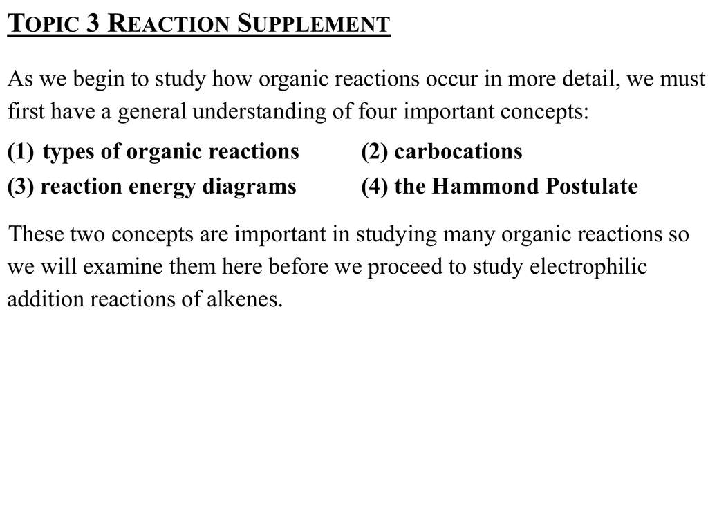 Wiring Diagram Database Study The Following Reaction