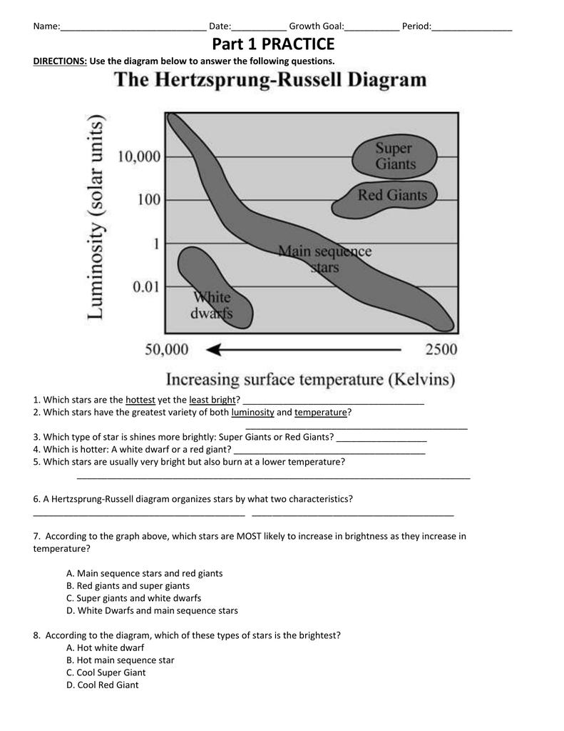 medium resolution of hr diagram pratice hr diagram temperature hr diagram date