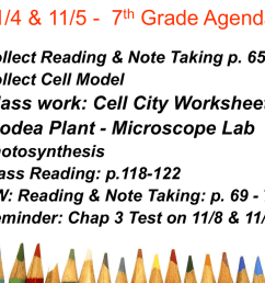 4/20 \u0026 4/21 - 7th Grade Agenda [ 768 x 1024 Pixel ]