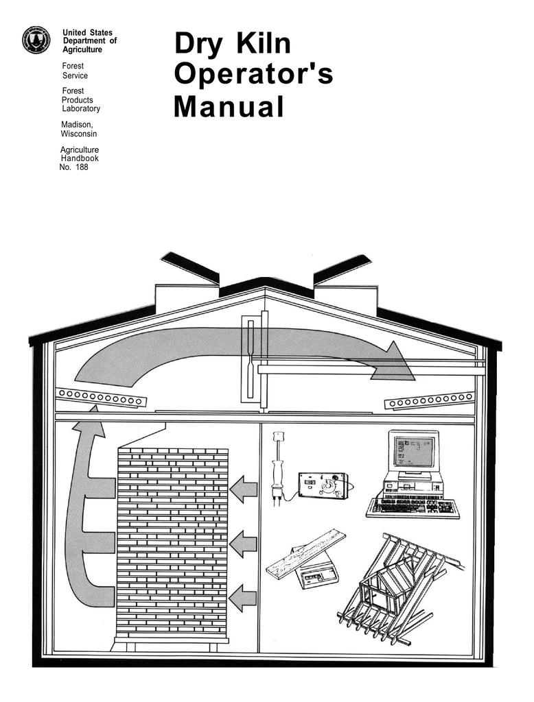 Dry Kiln Operator's Manual United States