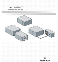 liebert wiring schematic [ 791 x 1024 Pixel ]