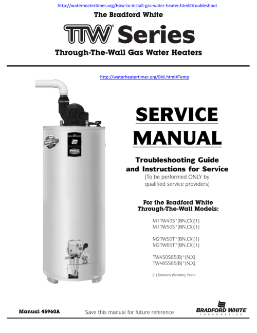 small resolution of bradford white water heater part diagram