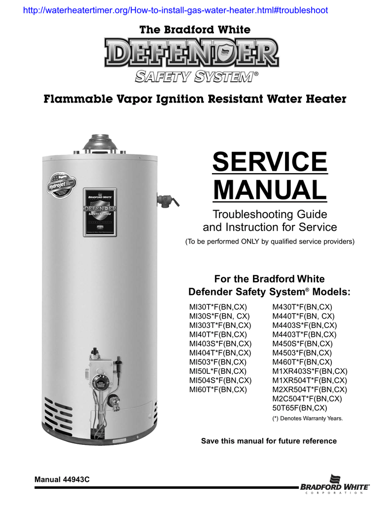 Bradford White Water Heater Reset Button Location : bradford, white, water, heater, reset, button, location, Bradford, White, Water, Heater, Reset, Button, Location