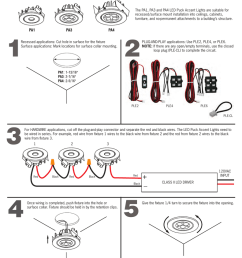 for the contech lighting led puck accent lights pa1 pa3 led flashlight wiring diagram [ 791 x 1024 Pixel ]