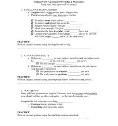 diagram compound subject worksheet [ 791 x 1024 Pixel ]