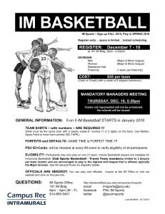O'Connor Prototype Basketball Hoop My favorite leisure