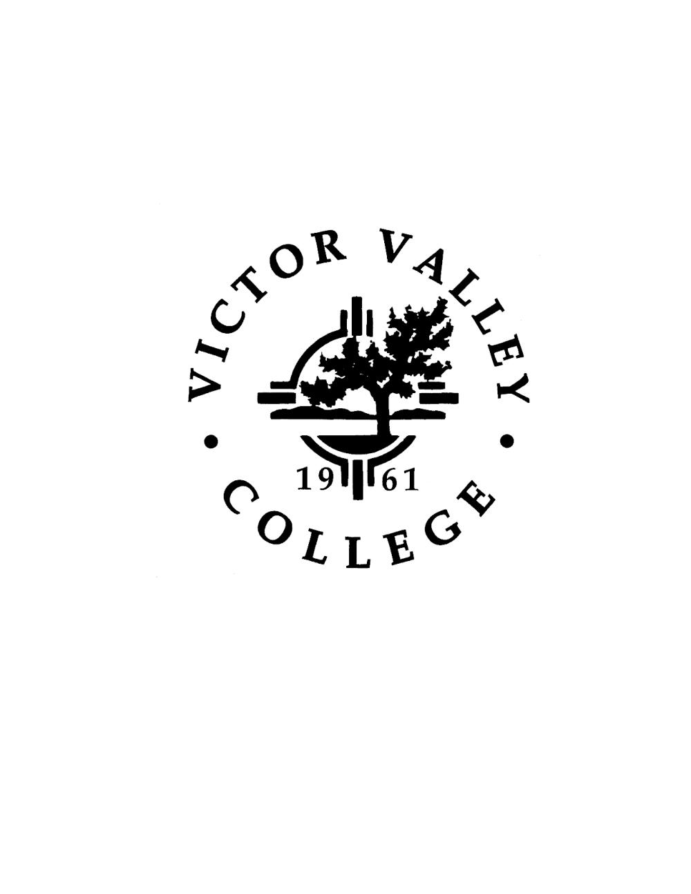 medium resolution of 2007-2008 Victor Valley College Catalog 1