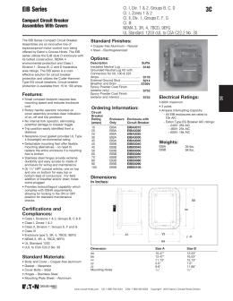 NQOD Circuit Breaker Panelboards