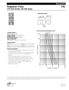 IEEE Std C37.41-2008, IEEE Standard Design Tests for High