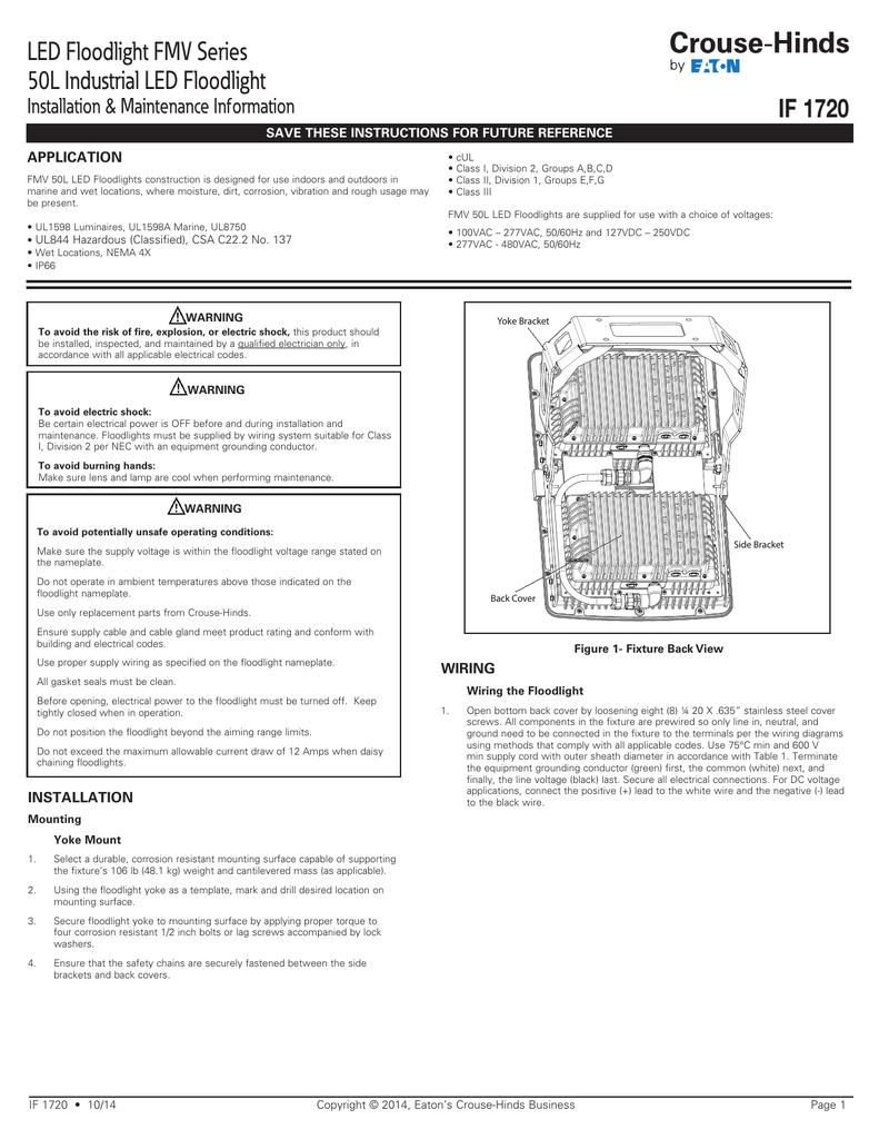 hight resolution of wiring diagram for led flood light