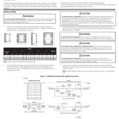 Eaton C30cn Lighting Contactor Wiring Diagram 96 Integra Alarm Xlc Installation Maintenance Information If 1698