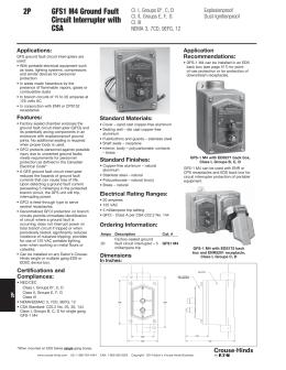 4C EDS / EFS Series Control Stations FlexStation