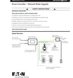 greengate room controller network node upgrade application note rh studylib net ceiling occupancy sensor wiring diagram [ 791 x 1024 Pixel ]