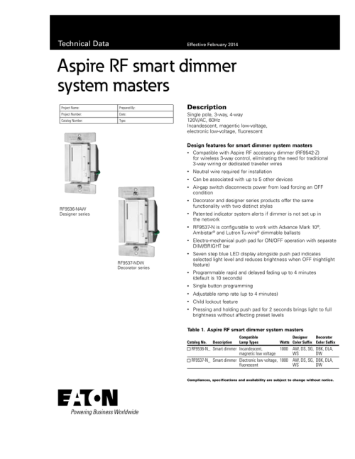 small resolution of aspire smart dimmer wiring diagram
