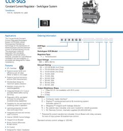 ccr sgs constant current regulator switchgear system amana ptac wiring diagram 480 vac switchgear wiring diagram [ 791 x 1024 Pixel ]