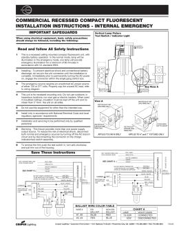 Iota I42EMADL 120/277V Emergency Ballast