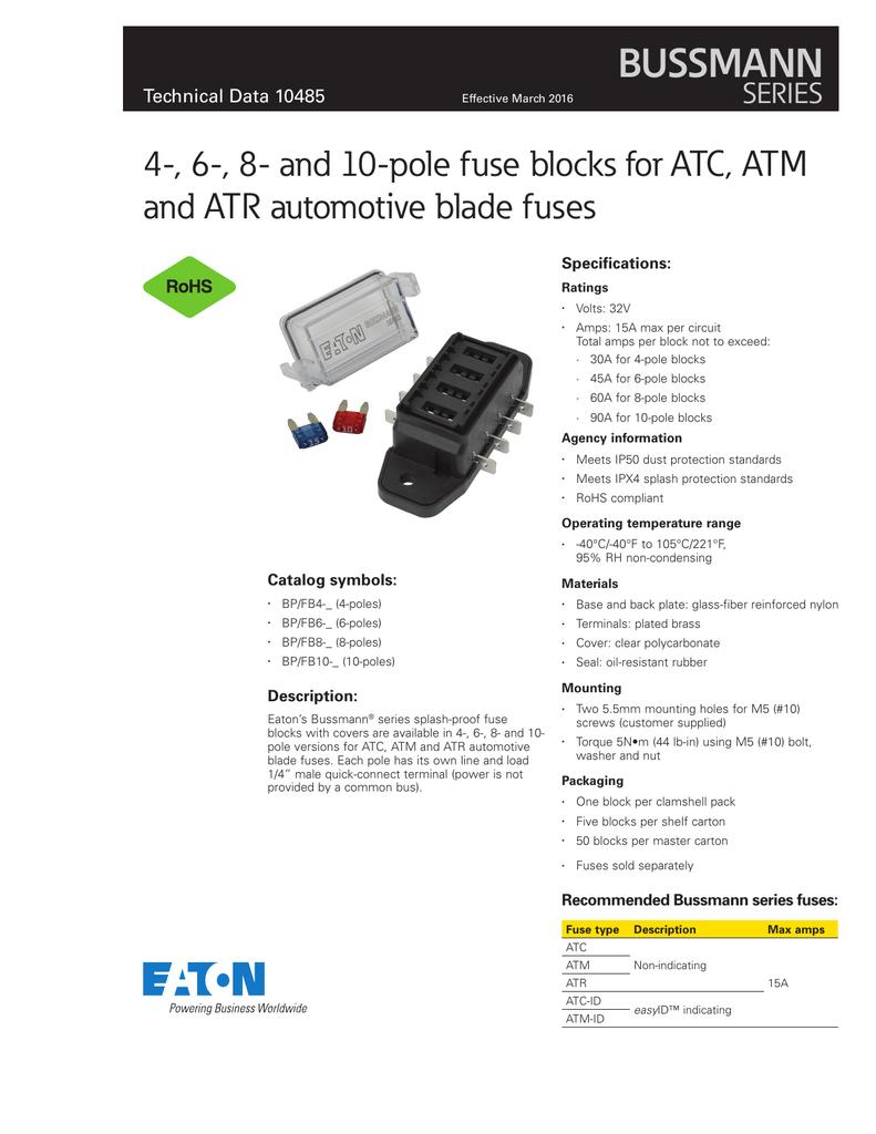 medium resolution of atr fuse