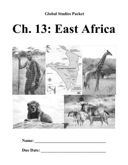 World History 9 Notes