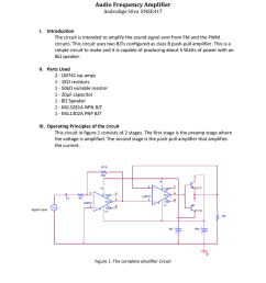 clas b amplifier circuit diagram [ 791 x 1024 Pixel ]