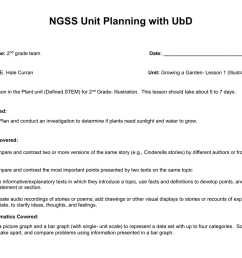 NGSS Unit Planning with UbD [ 791 x 1024 Pixel ]