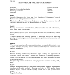 university examination university examination sessionals 4 periods per week 3 hours 75 marks 25 marks unit i scientific management by taylor and fayol  [ 791 x 1024 Pixel ]