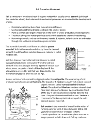 worksheet. Soil Worksheets. Grass Fedjp Worksheet Study Site