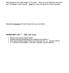 WORKSHEET DAY 1 – TBD [ 1024 x 791 Pixel ]